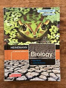 Hienemann Biology - Preliminary and HSC (2nd Edition) Canterbury Canterbury Area Preview