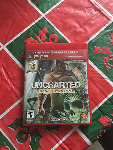 PS3 uncharted drakes fortune