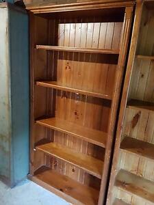 Bookcases Solid Timber Coogee Eastern Suburbs Preview