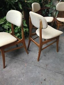 Parker Eames dining chairs Cremorne North Sydney Area Preview