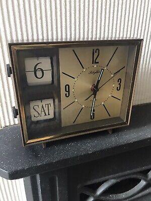 Vintage Retro Rhythm Japan Alarm Clock