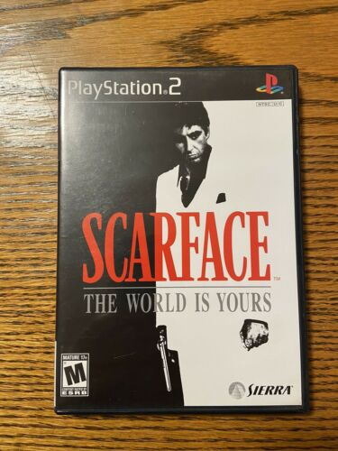 Scarface The World Is Yours Collector s Edition Sony Playstation 2 PS2 CIB - $49.99