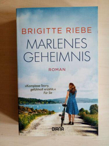Marlenes Geheimnis- Roman- Brigitte Riebe- Taschenbuch 2019