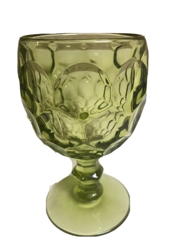 Imperial Glass Provincial Water Goblet