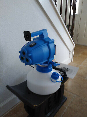 Cold Sprayer Powerful Wide Quick Coat Faster Jobs Use Less Chemicals Mist