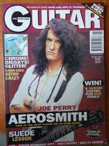Guitar Magazine - March 1997