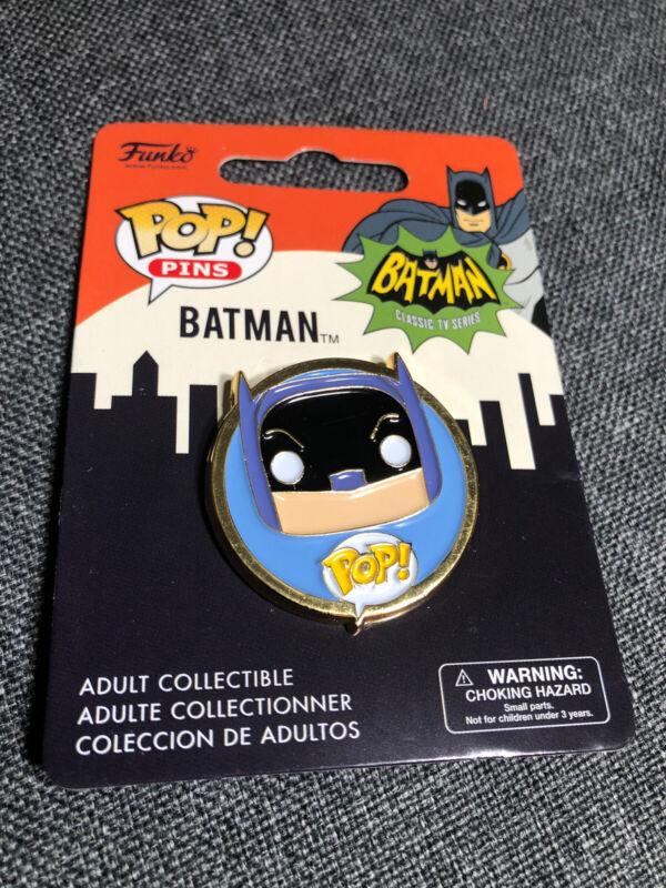 Batman Classic Series Funko Pop Enamel Pin New On Card