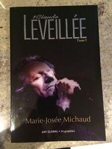 Biographie Claude Léveillé