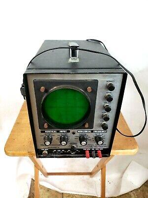 Sencore Ps148 Oscilloscope Vectorscope Repairparts