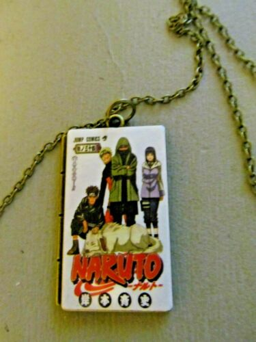 Naruto Necklace  #NA2 (New)