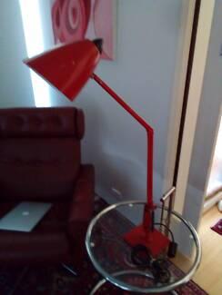 Vintage planet lamp