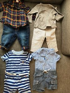 Boys Clothes 3-6m