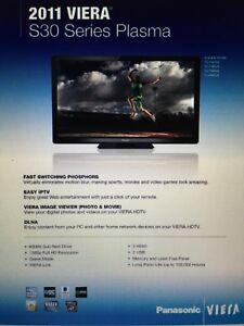 """Téléviseur à plasma HD 60"""""""