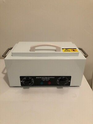Mini High Temperature Dry Heat Sterilizer Sterilization Cabinet Nv-210 Us Stock