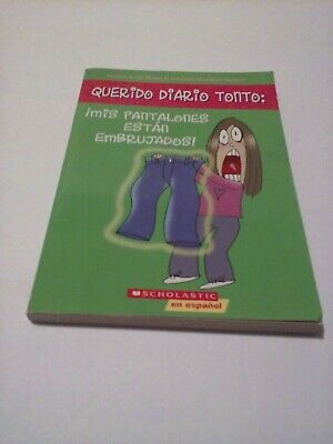 Querido Diario Tonto Imis Pantalones Estan Embrujados Benton Paperback comprar usado  Enviando para Brazil