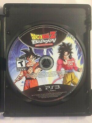 Dragon Ball Z: Budokai HD Collection - Sony PS3 Playstation 3