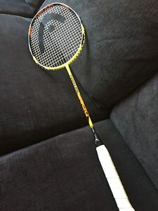 Raquette de badminton HEAD Tornado