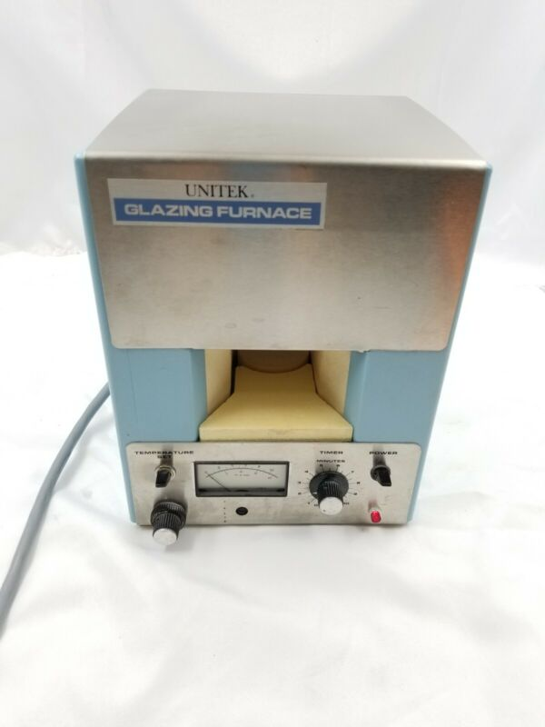 Unitek Glazing Furnace