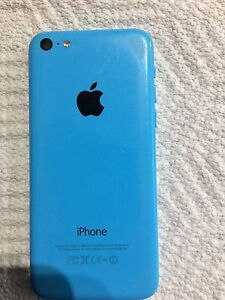 iPhone 5c with cover