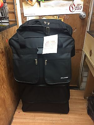 "30""  Wheeled Duffel Bags Large Rolling Spinner Suitcase Luggage"