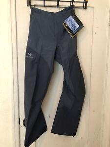 ARCTERYX ARC'TERYX ALPHA SL GORE-TEX PANTS MEN SMALL REGULAR BRAND NEW TAGS