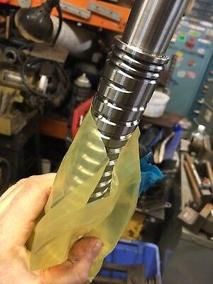 Hardinge Vmc 600ii X Axis Ball Screw Nv 000190200ag Vertical Milling Machine Cen