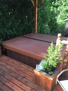 Spa hot tub cover