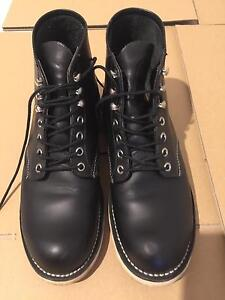 Red Wing Heritage 8165 US 7.5 D - martens blundstone caterpillar Kewdale Belmont Area Preview