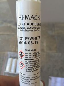 HI-Macs Corian Joint Adhesive Yowie Bay Sutherland Area Preview