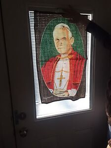 John Paul II tea towels