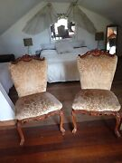 Antique chairs ( fRENCH PROVINCIAL) Endeavour Hills Casey Area Preview