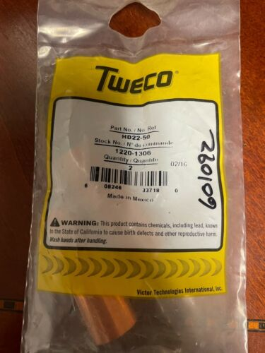TWECO NOZZLE HD22-50 PACK OF 2