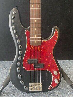 Fender Warmoth Custom Parts P-Bass  Rosewood Neck Bartolini PU Hipshot Tuners