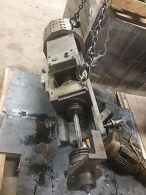 Tsugami Cnc Lathe Tool Turret Assemblynm4a4015