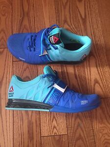 Ladies reebok crossfit size 8.5