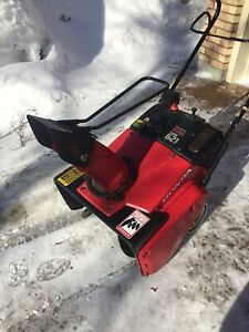 Honda Hs 621 Snowblower Single Stage