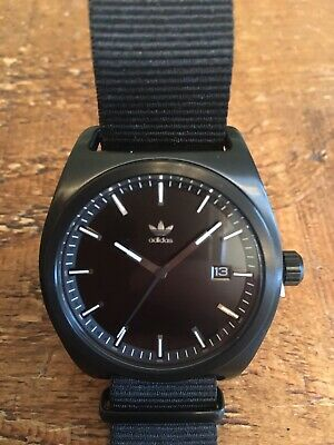 Adidas Originals Process W2 Black Unisex Watch