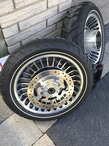 Harley Tires/Rims and Shocks