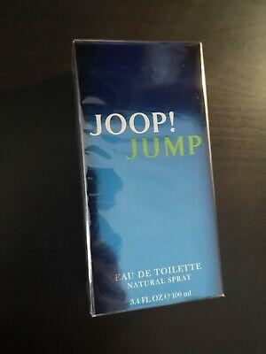Joop! Jump Eau de Toilette Men EDT 100ML Spray For Him New & Sealed