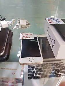 APPLE IPHONE 5S 16GB AS NEW WARRANTY Toukley Wyong Area Preview