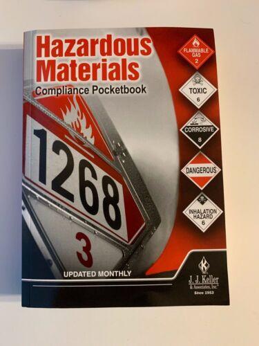 FREE SHIPPING - Hazardous Materials (Compliance Pocketbook) 2017 edition
