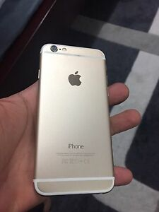 Unlocked MINT Gold iPhone 6 64GB + Glass Screen Protector+Case