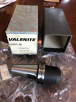 Valenite End Mill Holder V40ct-2m 075651300 Free Shipping