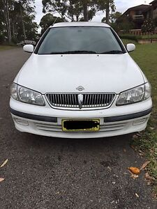2000 Nissan Pulsar Berkeley Vale Wyong Area Preview