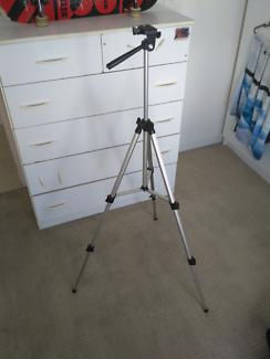 Camera tripod +tripod case