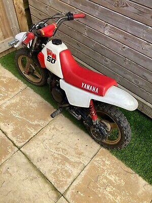 Yamaha pw 50cc not lt50 Ktm yz cr