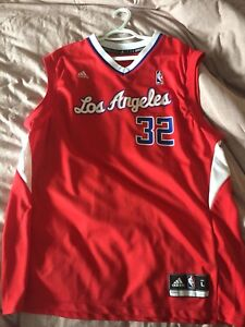LA Clippers jersey