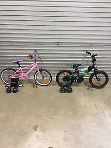 "Avanti 16"" Spice and MXR Bikes Samford Valley Brisbane North West Preview"