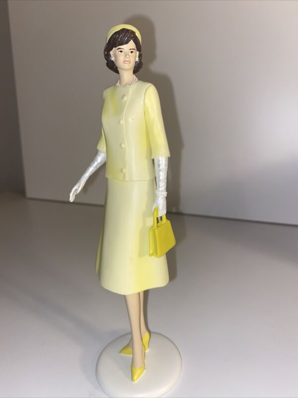 """Jackie Kennedy Hamilton Collection Collectible Figurine """"Shimmering Muse"""""""