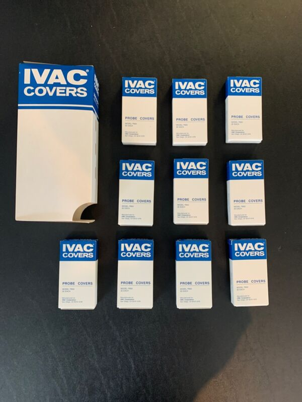 200 IVAC Temperature Probe Covers MODEL P850